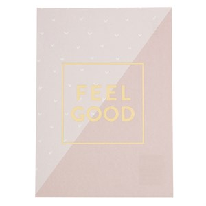 Feel good postcard