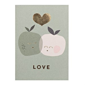 Small Greeting Card-LOVE