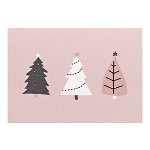 Small Greeting Card-Christmas Tree