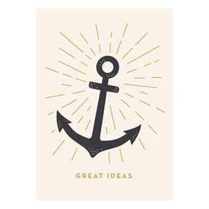 Great Ideas Anchor Notebook