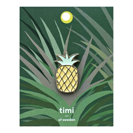 Enamel Pin Pineapple