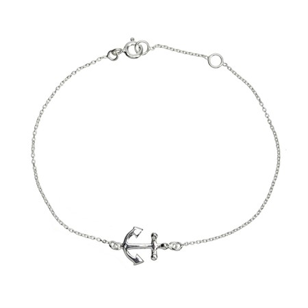 Armband Ankare Sterling Silver